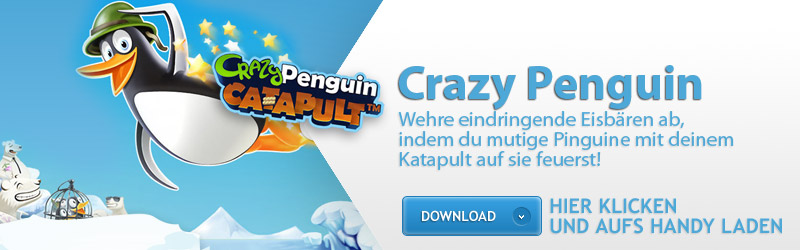 Download Crazy Penguin